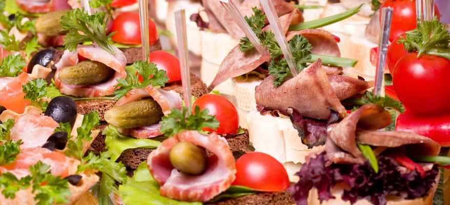 Finger Food Buffet | Partyservice Fischer in Rödermark